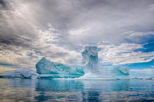 Pleneau Channel, Antarctica