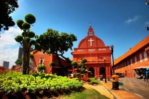 Christ Church, Malacca