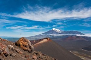 Tolbachik volcano, Kamchatka, Russia