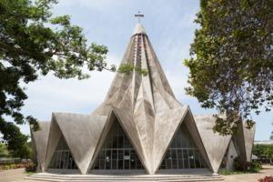 Church of San Antonio de Maputo, Mozambique