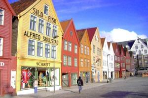 Bryggen, Bergen