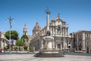 Piazza del Duomo, Catania, Sicily