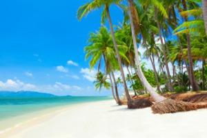Beach on Koh Samui, Thailand