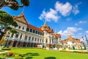 Royal Palace, Bangkok, Thailand