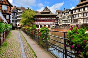 Houses in Petite France, Strasbourg