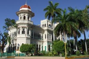 Palacio Valle in Cienfuegos, Cuba