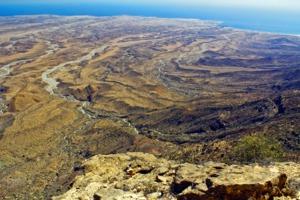 Coast near Salalah, Oman