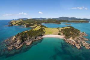 Urapukapuka, Bay of Islands, New Zealand