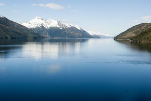 Glacier Alley in Patagonia, Chile