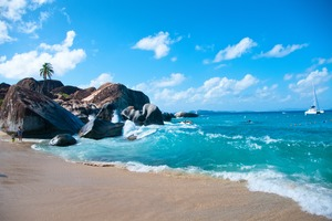 The Baths on Virgin Gorda, British Virgin Islands