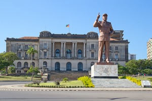 City Hall in Maputo, Mozambique