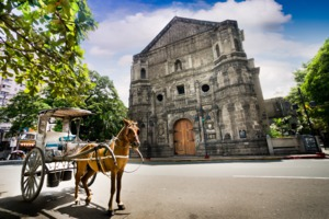 Malate Church, Manila