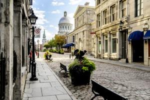 Old City, Montréal