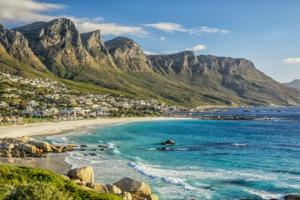 Beach near Cape Town