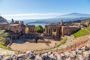 Ancient Greek Theatre, Taormina