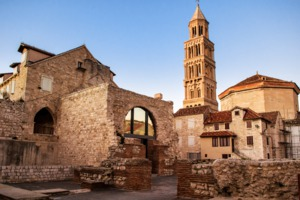Old city, Split