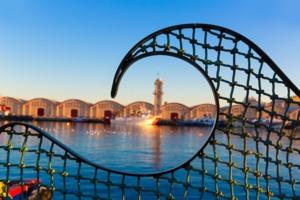 Gandia port, Valencia