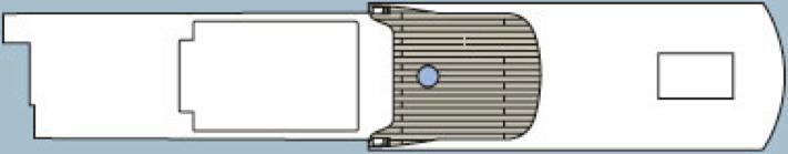 MS Europa 2 deck plans - Deck 11