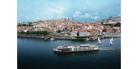 AmaWaterways river cruises - AmaVida on the Douro in Porto