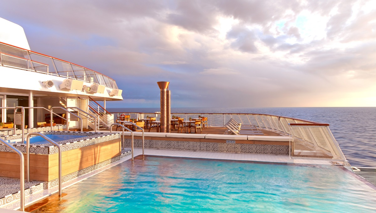 Viking Star Aquavit Terrace Infinity Pool