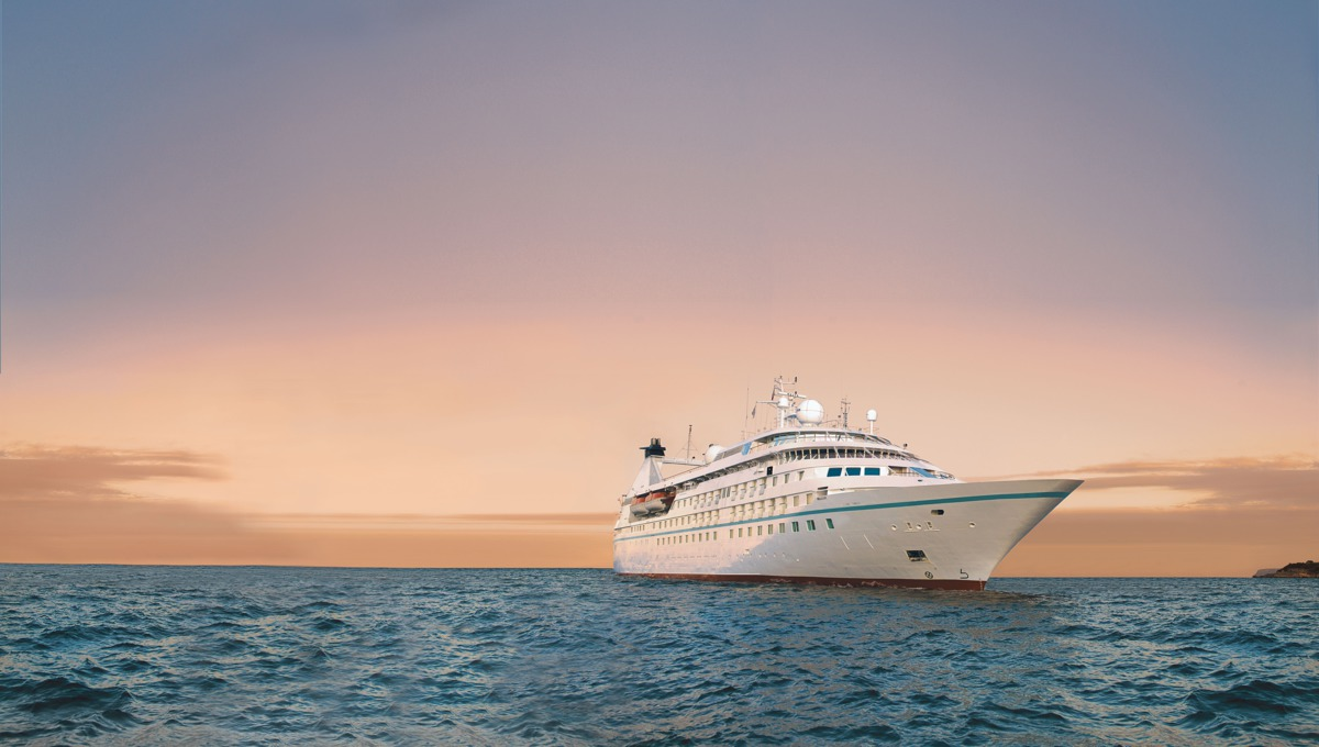 Windstar Cruises - Star Pride