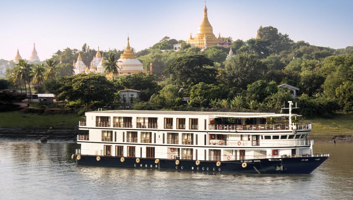 Sanctuary Retreats - Sanctuary Ananda near Mandalay, Burma