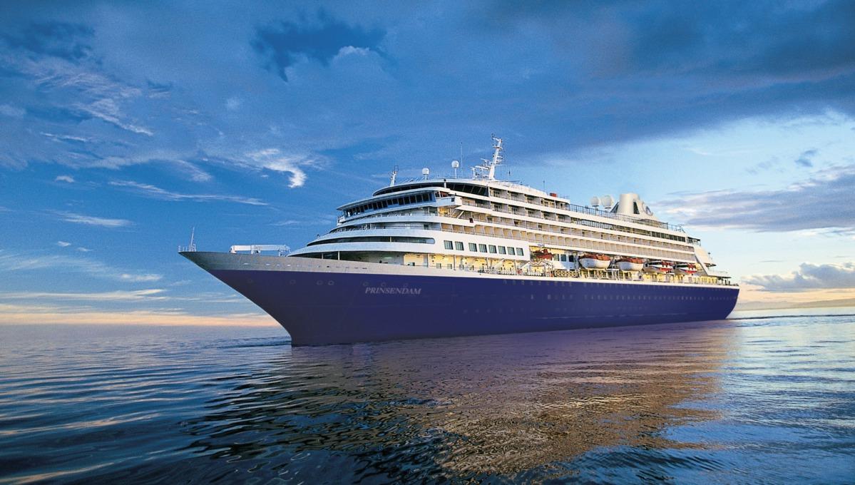 Holland America Line cruises - MS Prinsendam