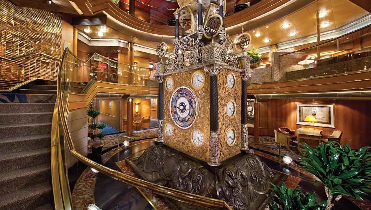 MS Rotterdam Mundy Cruising - Ms rotterdam