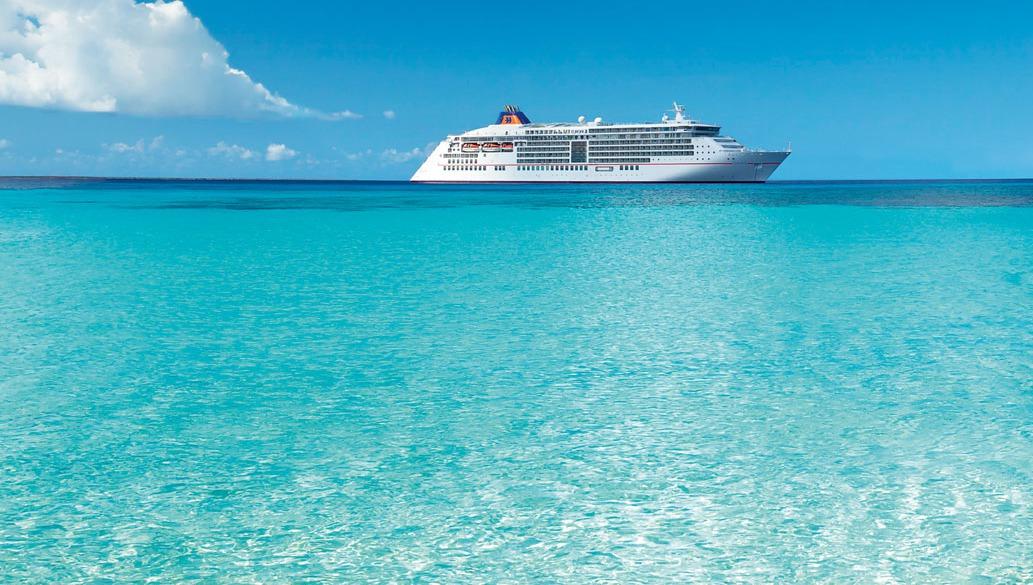 Hapag-Lloyd Cruises - MS Europa 2 in the Caribbean
