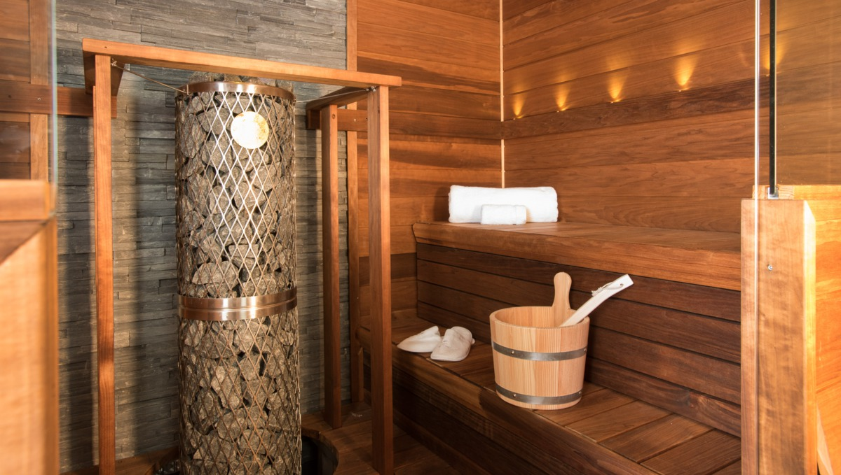 Crystal Esprit sauna