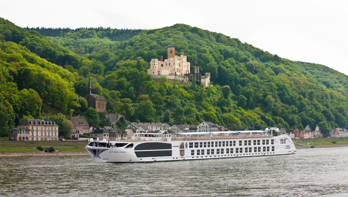 Uniworld River Cruises - SS Maria Theresa
