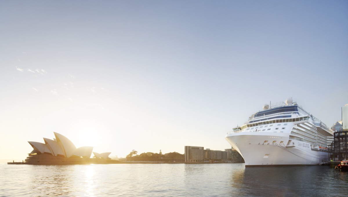 Celebrity Cruises - Solstice Class in Sydney