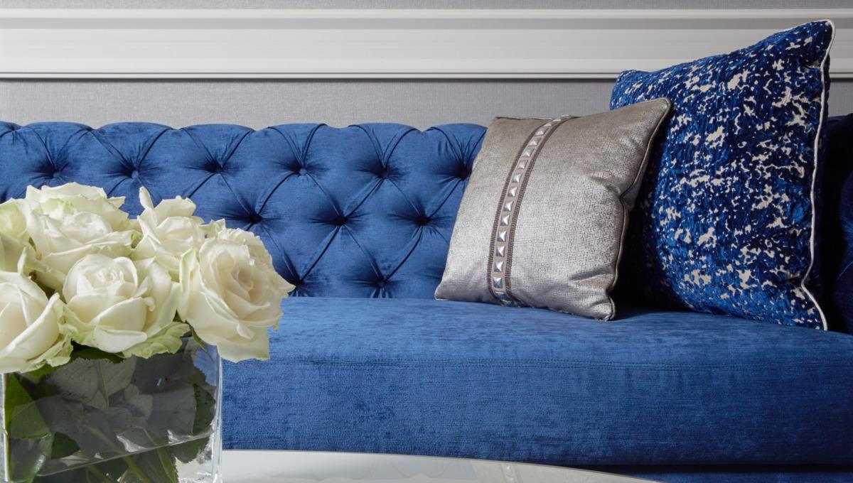 Regent Seven Seas Explorer - soft furnishings
