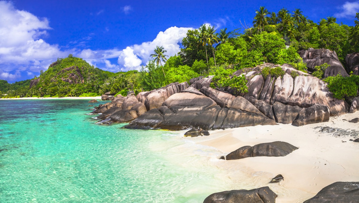 Noble Caledonia Island Sky review - Mahé, Seychelles
