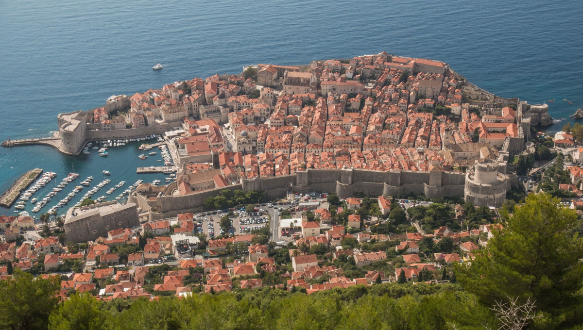 Dubrovnik, Croatia - Photo by Gary Bembridge