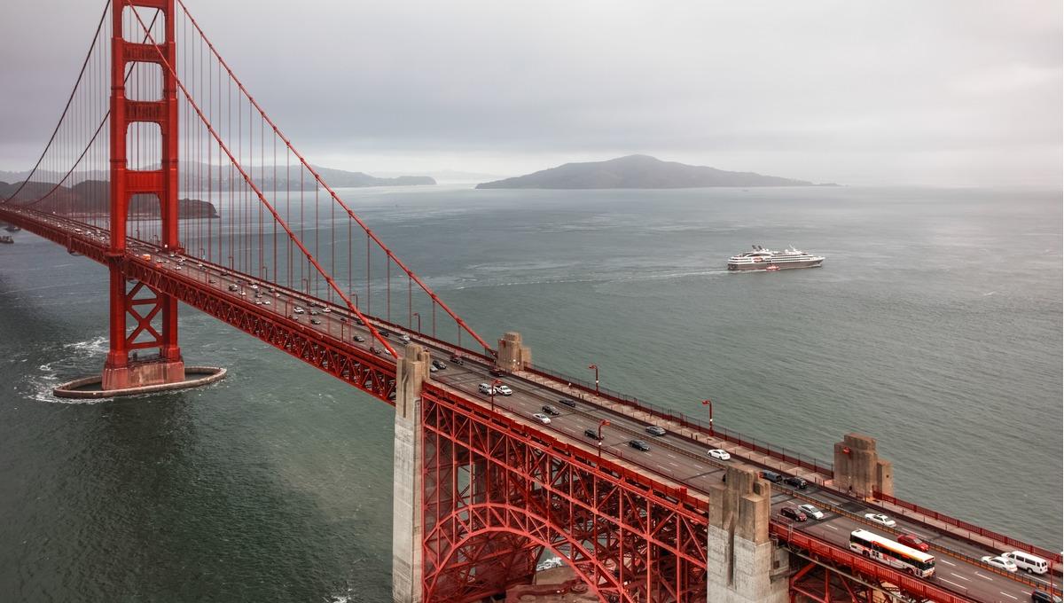 Visit San Francisco on Ponant's unique Christie's cruise