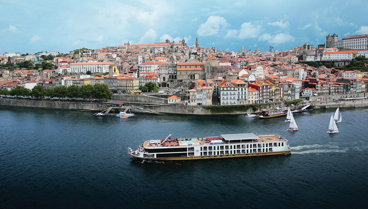 AmaWaterways river cruises - AmaVida on the Douro in Porto