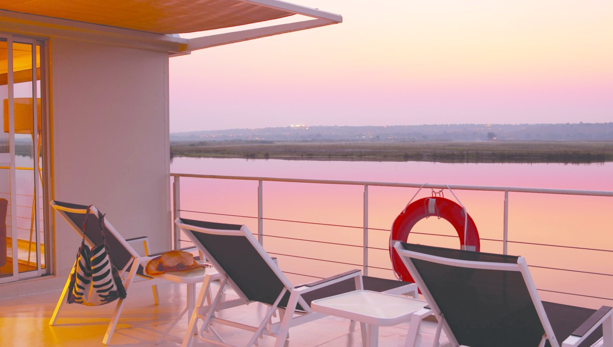 Zambezi Queen Balcony