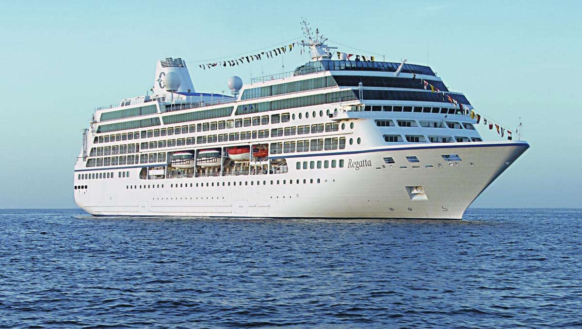 Insignia Nautica Regatta And Sirena Mundy Cruising - Insignia cruise ship