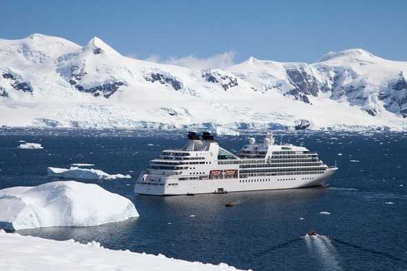 Ventures by Seabourn - Quest in Antarctica
