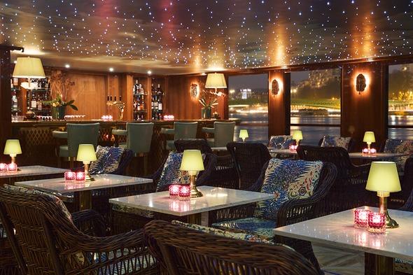 Uniworld River Cruises - S.S. Joie de Vivre - Claude's