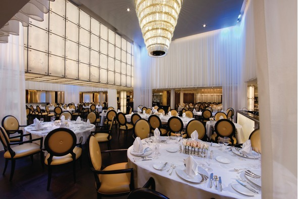 Seabourn - The Restaurant