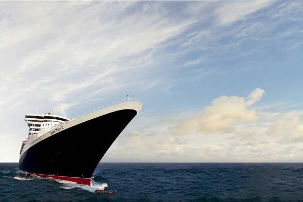Cunard - Queen Mary 2
