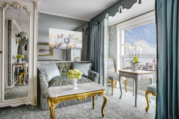 Uniworld Boutique River Cruise Collection - SS Maria Theresa