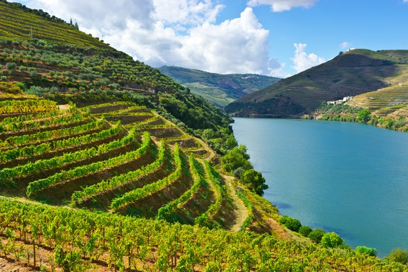Douro river valley, Portugal