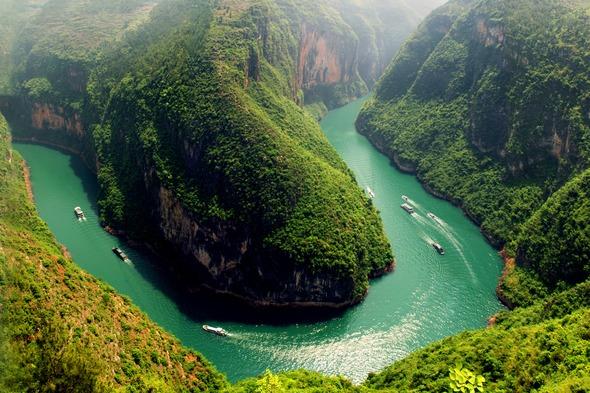 Sanctuary Yangzi Explorer