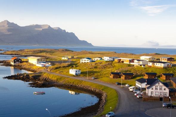 Djupivogur, Iceland