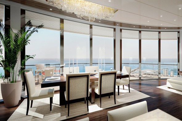 Ritz-Carlton Yacht Collection - Owners Suite