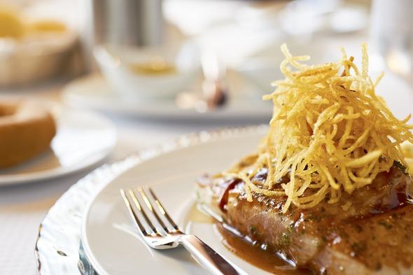 Windstar Cruises - Cuisine at the AmphorA restaurant