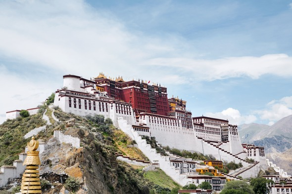 Silversea Couture Collection - Lhasa, Tibet